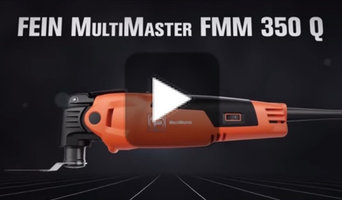 Tools of the Trade: FEIN MultiMaster 350 Q