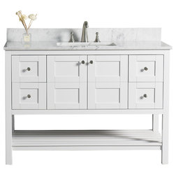 Transitional Bathroom Vanities And Sink Consoles by Woodbridge Kitchen & Bath