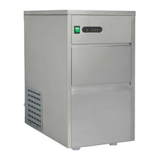 IM-440C, 44 lbs Automatic Stainless Steel Ice Maker