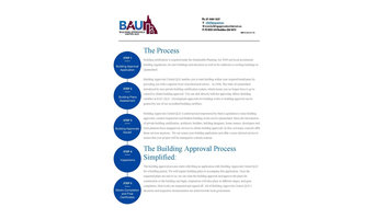 The building and certification process QLD