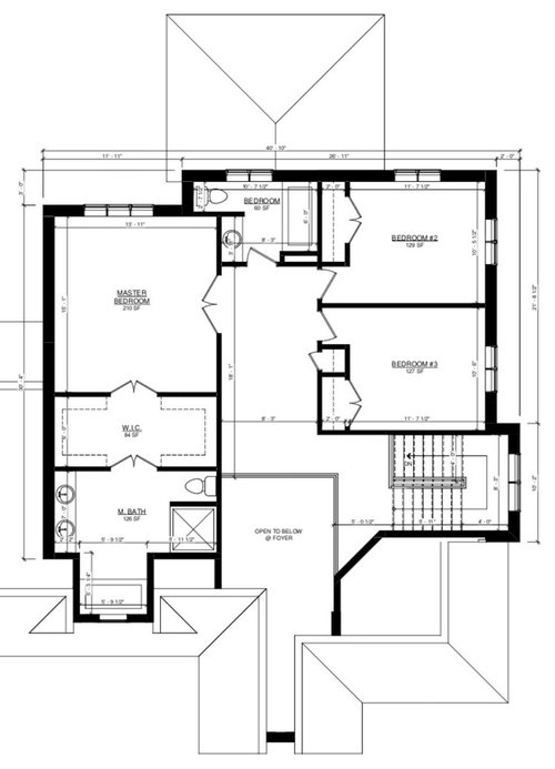 Rework Upstairs Floor Plan For Laundry Room