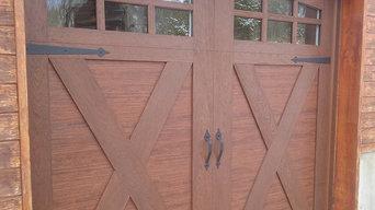 Clopay Canyon Ridge Garage Doors