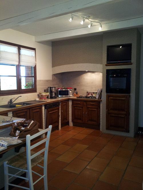 Home Staging D 39 Une Cuisine Dans Une Maison De Campagne