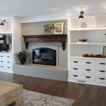 Stunning 1st Floor Redesign in Tower Lakes