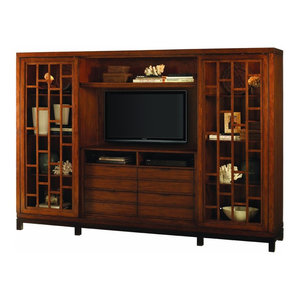 Tommy Bahama Ocean Club Point Break Entertainment Chest  Tommy Bahama Home