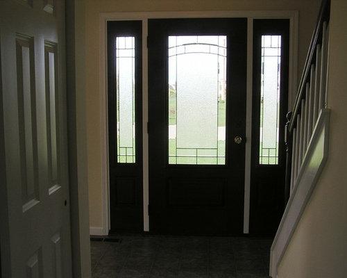 Front Doors with Sidelights - Front Doors