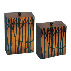 Sterling Ind. Set of 2 Branch Boxes - 51-0186