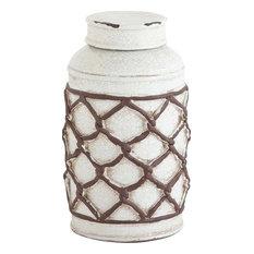 Mercana Lakeside Vase, White