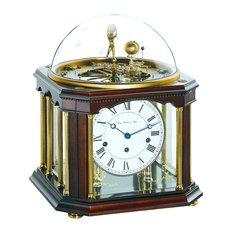 Adelaide Walnut Tellurium Clock