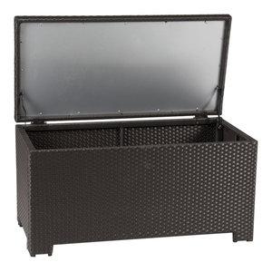 Urbana Cushion Storage Box Tropical Deck Boxes And