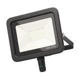 Yarm Outdoor LED Slimline Flood Light, Black, 30W