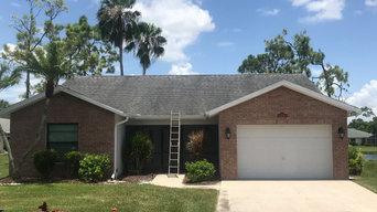 Roof Cleaning (asphalt roof)