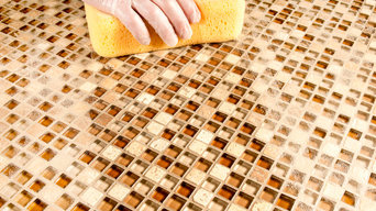 Dimension Glass Grout