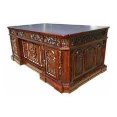 D-Art Presdient Oval Office Desk