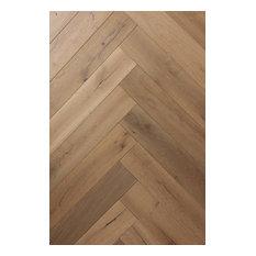 "5/8""x4.75"", Prefinished Engineered Wood Oak Flooring, Turin"