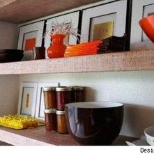 Covered Shelf