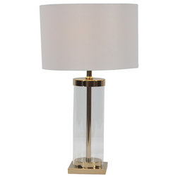 Transitional Table Lamps by Brimfield & May