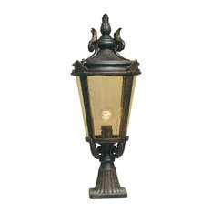 Baltimore Pedestal Lantern Path Light, Large