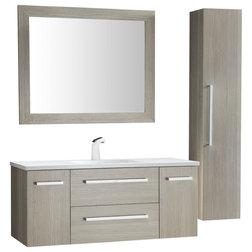 Contemporary Bathroom Vanities And Sink Consoles by Bathroom Bazzar