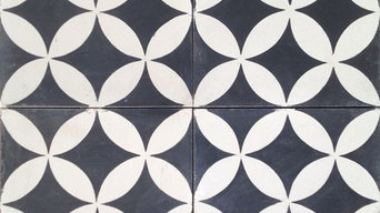 In Stock Cement Tile