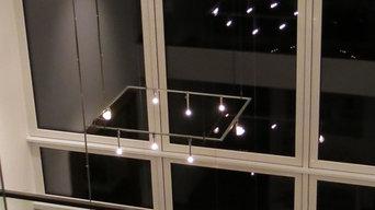 Lichtobjekt Luftraum
