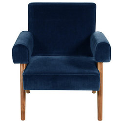 Midcentury Armchairs & Accent Chairs by London Essentials