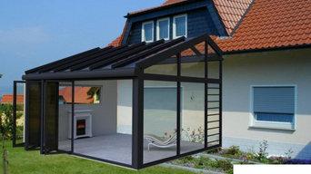 Wintergarten 3D Planung