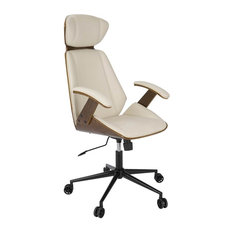 50 Most Popular Wooden Office Chairs For 2019 Houzz