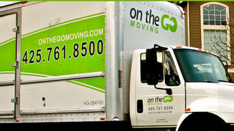 On The Go Moving and Storage Redmond