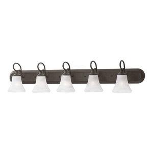 Homestead Wall Lamp 6 Light Transitional Bathroom Vanity Lighting By Fratantoni Lifestyles
