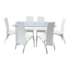 Myco Furniture   Dundee Dining Set   Dining Sets