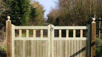Wooden Garden Gates Made To Measure