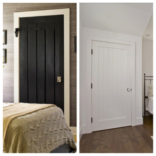 Poll Black Interior Doors Yes Or No