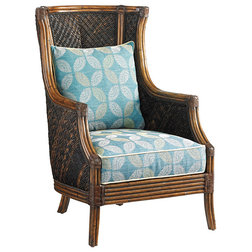 Tropical Outdoor Lounge Chairs by Lexington Home Brands