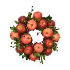 "19"" Apple Wreath"