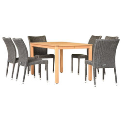 Tropical Outdoor Dining Sets by Amazonia