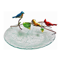 Plug-in Birds Fountain