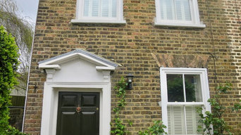 Perfect Balance of Light and Privacy with Tier-on-Tier Shutters in London