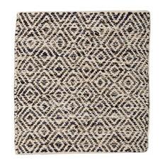 Havanna Brown Diamond Rug, 170x230 cm