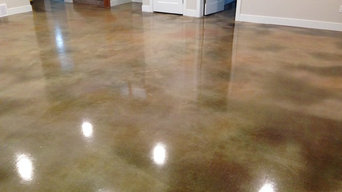 Finished Floor by NCS Coatings Ltd