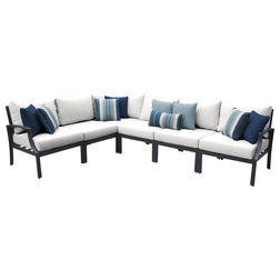 Contemporary Outdoor Lounge Sets by TK Classics