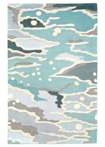 Contemporary Rugs by Angela Adams