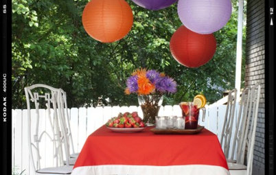 DIY: Turn Your Carport Into an Outdoor Dining Room