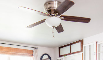 This Summer's Bestselling Ceiling Fans