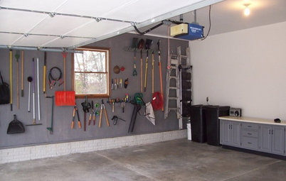 6 Garage Organizing Tips That Really Work