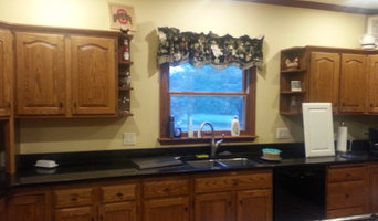 Refreshing existing kitchen cabinetry