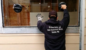 Glass replacement for Tacoma Contractor