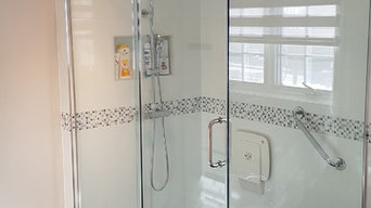 Sliding Door Showers