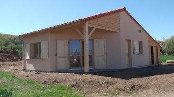 Petite maison bioclimatique