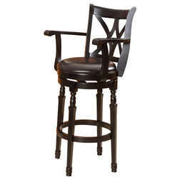 Traditional Bar Stools And Counter Stools by GDFStudio